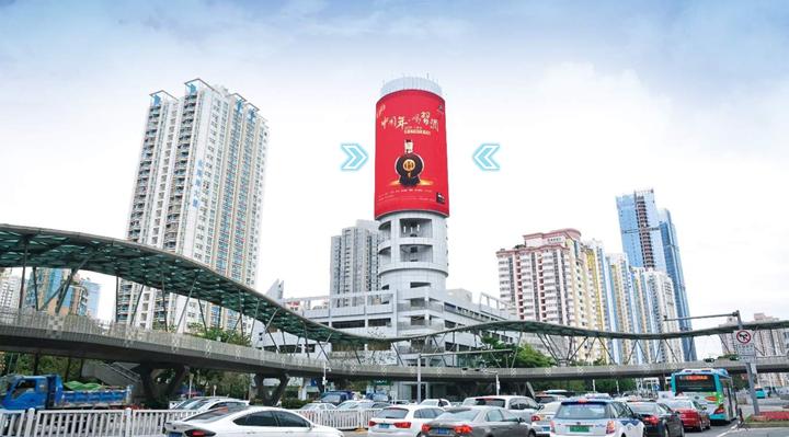 深圳商圈LED大屏广告